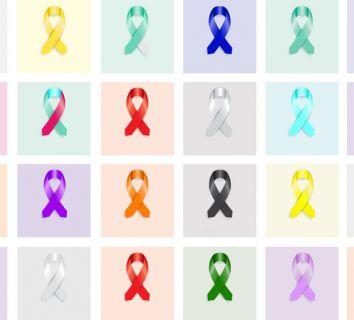 Kanser kurdelesi renkleri – hangi renk hangi kanseri temsil ediyor?
