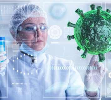 Koronavirüs, belirtiler başlamadan önce ve hastalığın ilk haftasında EN BULAŞICIDIR