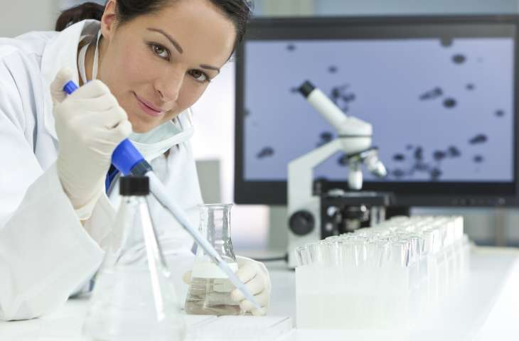 Laboratuvarda aşk – Bilim insanları da aşık olur!