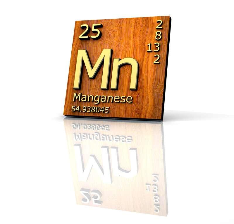 manganez mn