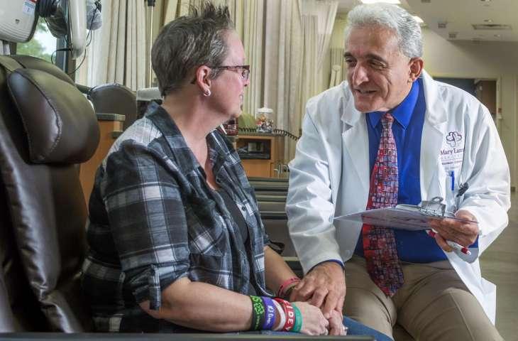 Amerika'nın önünde saygı ile eğildiği cesur yürek Türk Onkolog Mehmet Sıtkı Çopur