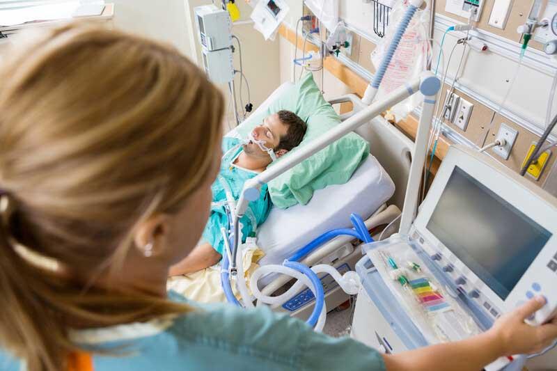 mekanik ventilatör nedir entübe hasta covid 19 yoğun bakım