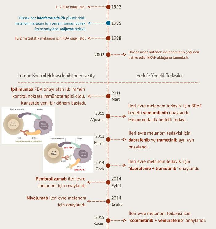 melanom tarihinin tedavileri 2