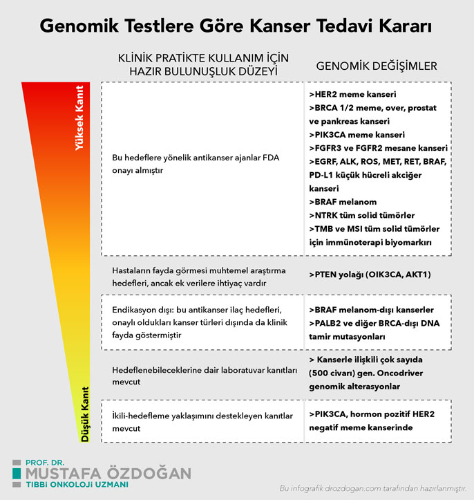 ngs yeni nesil dizileme ileri evre kanserlerde genomik testlere gore tedavi karari genekor prime