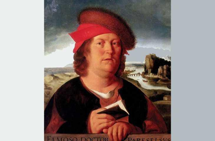 Paracelsus Tıp Kitaplarını Yaktı 1527