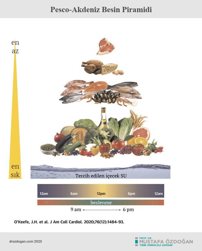 pesco akdeniz besin piramidi nasildir
