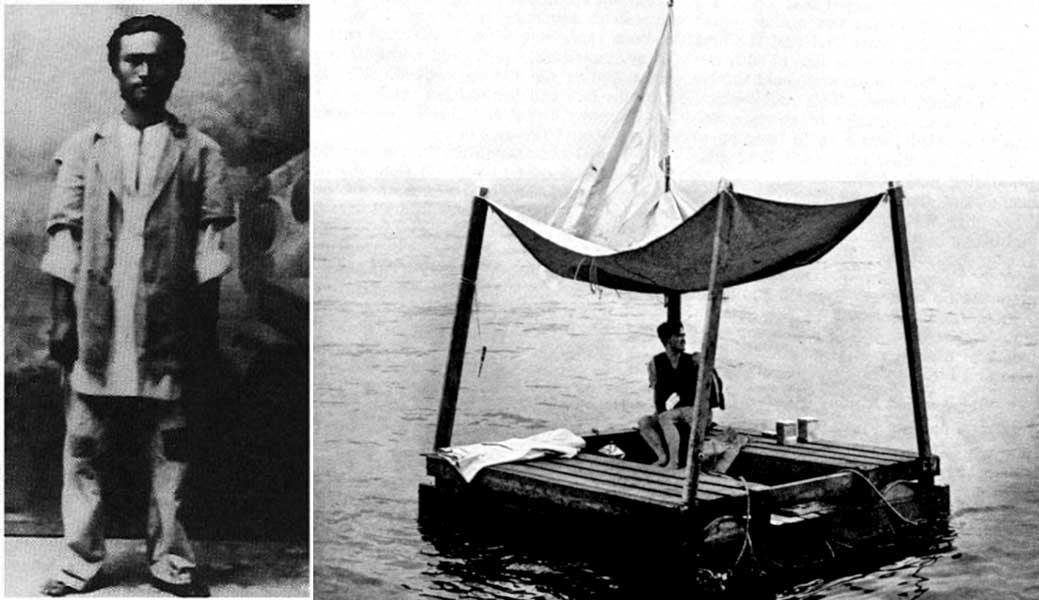 poon lim denizci okyasnusta kendi başına 133 gün yaşama