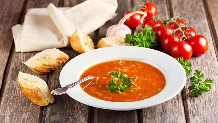 Sağlıklı bir yemek Şehriye Çorbası tarifi