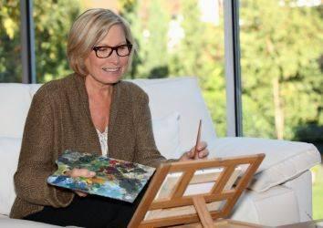 Başucumda sanat var! Kanser hastalarına başucunda görsel sanat terapileri