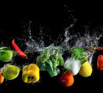 Sebze ve meyveleri temizlemek için 7 öneri