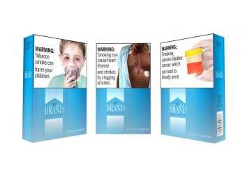 Sigaranın az bilinen fakat önemli sağlık riskleri için yeni paketleme sistemi