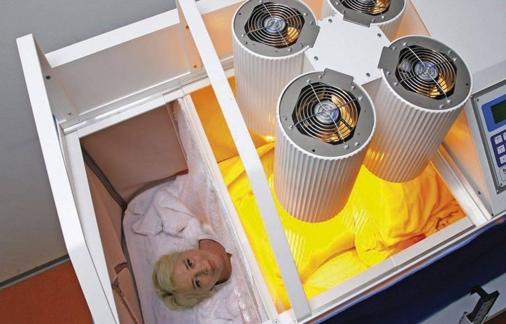 tüm vücut hipertermi immünoterapi bağışıklık sistemi kanser ısı tedavisi heckel memorial