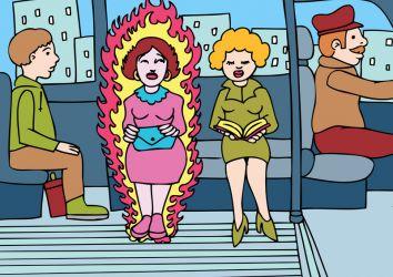 Meme kanserli kadınlar için ateş basmasına etkili bir ilaç: Oksibutinin