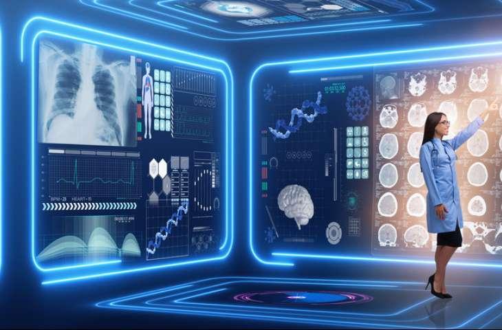 Yapay zeka ile sağlığı tamamen değiştirmek